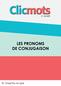 Clicmots3 pronoms de conjugaison