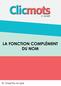 Clicmots3 compl c3 a9ment du nom