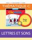 C1 thematique1c lettres sons