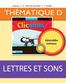 C1 thematique1d lettres sons
