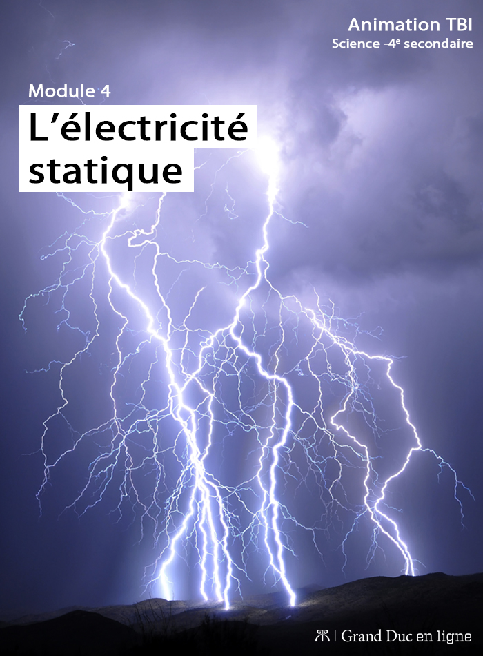 Grand duc en ligne boutique de vente de documents p dagogiques - Comment enlever l electricite statique ...