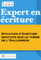 Expert4 situation ecriture halloween